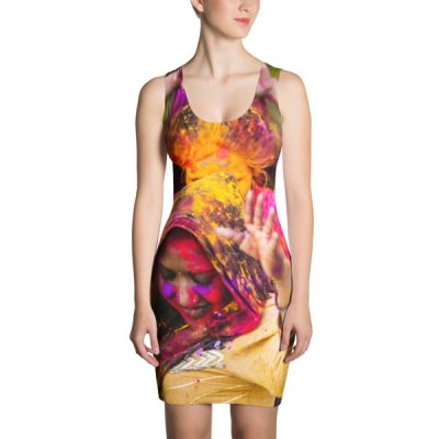 Dancer Sublimation Cut & Sew Dress
