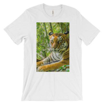 Tiger Unisex short sleeve t-shirt