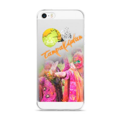 Tampakirtan iPhone case