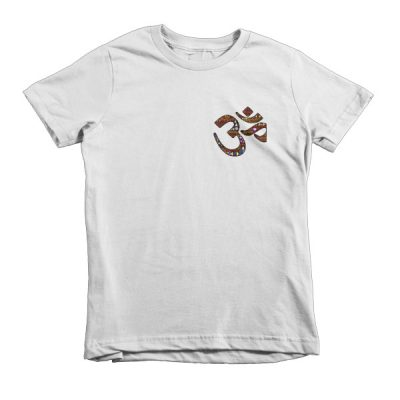 OM Short sleeve kids t-shirt