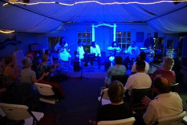 The Redtailed Project hosts Kirtan at Sacred Lands
