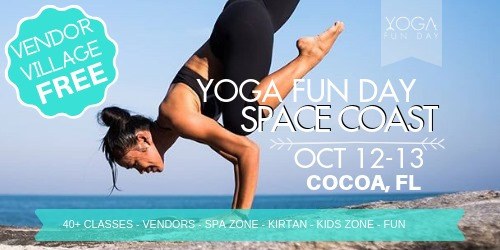 1st Annual Yoga Fun Day The Space Coast – Yoga Festival